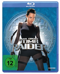 Lara Croft, Tomb Raider, 1 Blu-ray, deutsche u. englische Version | Dodax.de