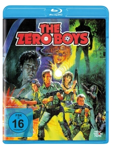 The Zero Boys, 1 Blu-ray | Dodax.de
