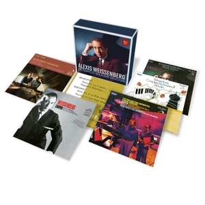 Alexis Weissenberg - The Complete RCA Album Collection, 7 Audio-CDs | Dodax.at
