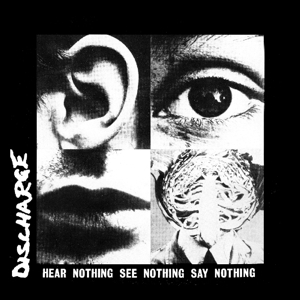 Hear Nothing, See Nothing, Say Nothing | Dodax.nl