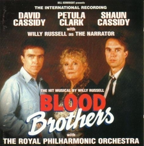 Blood Brothers [The International Recording] | Dodax.pl