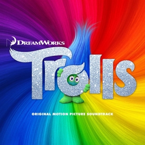 DreamWorks - Trolls, 1 Audio-CD (Soundtrack) | Dodax.de