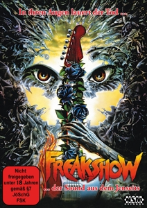 Freakshow, 1 DVD (Uncut) | Dodax.at