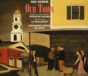 Ned Rorem: Our Town | Dodax.es