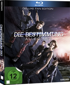 Die Bestimmung - Allegiant, 1 Blu-ray (Deluxe Fan-Edition) | Dodax.at