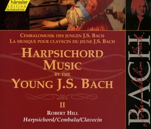 Harpsichord Music by the Young J. S. Bach, Vol. 2 | Dodax.ch