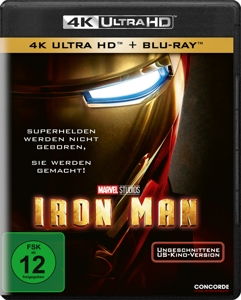 Iron Man 4K, 2 UHD-Blu-ray | Dodax.co.uk