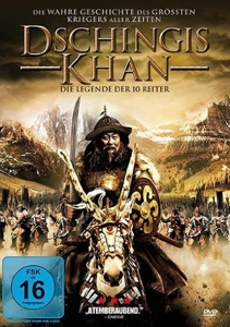 Dschingis Khan - Die Legende der 10 Reiter, 1 DVD | Dodax.at