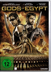 Gods of Egypt, 1 DVD | Dodax.de