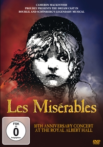 Les Miserables - 10th Anniversary Concert | Dodax.nl