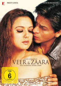 Veer & Zaara, 1 DVD, deutsche u. hindi Version | Dodax.ch
