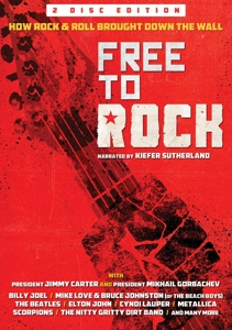 Free to Rock: How Rock & Roll Brought Down the Wall [Video] | Dodax.co.uk
