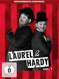 Laurel & Hardy Vol. 1 | Dodax.com