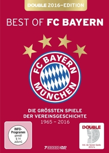 Best of FC Bayern - Double 2016 Edition, 7 DVDs | Dodax.at