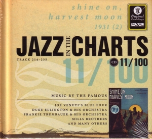 Jazz in the Charts, Vol. 11: Shine On, Harvest Moon 1931 | Dodax.ca