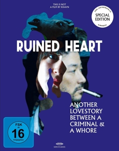Ruined heart: Another Lovestory Between a Criminal and a Whore (Blu-ray-Special-Edition), 2 Blu-ray | Dodax.at