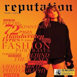 REPUTATION (SPECIAL EDITION VOL. 1) | Dodax.es
