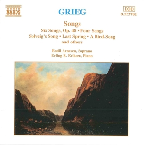 Grieg: Songs | Dodax.at