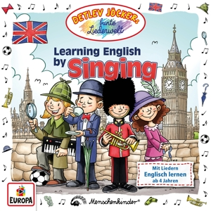 Learning English By Singing, 1 Audio-CD | Dodax.de