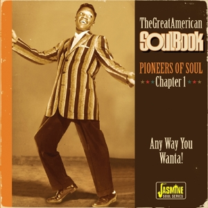 Great American Soul Book Chapter 1: Pioneers of Soul | Dodax.ch