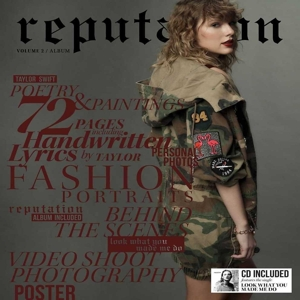 REPUTATION (SPECIAL EDITION VOL. 2) | Dodax.es