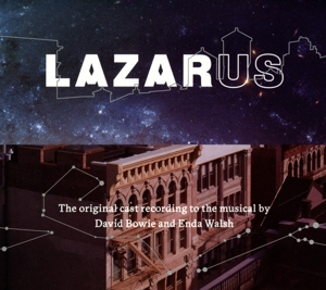 Lazarus, 2 Audio-CDs (Original Cast Recording) | Dodax.de