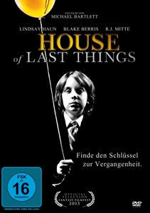 House of Last Things, 1 DVD | Dodax.ch