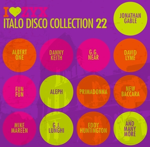 ZYX Italo Disco Collection 22 | Dodax.es