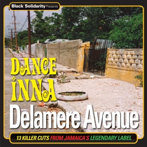Black Solidarity Presents Dance Inna Delamere Avenue | Dodax.ch