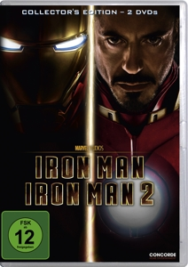 Iron Man 1+2 | Dodax.at