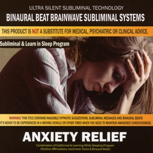 Anxiety Relief: Combination of Subliminal & | Dodax.ch