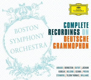 Complete Recordings on Deutsche Grammophon | Dodax.es