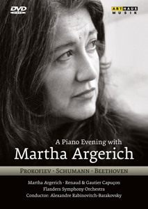 A Piano Evening with M.Argerich | Dodax.com