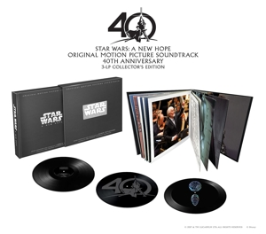 Star Wars: Episode IV - A New Hope [Original Motion Picture Soundtrack] | Dodax.ch