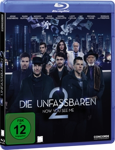 Die Unfassbaren 2 - Now You See Me, 1 Blu-ray | Dodax.ch