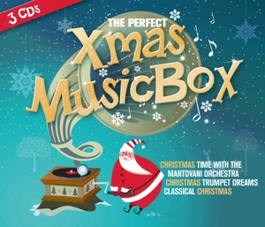 The Perfect Xmas Music Box | Dodax.es