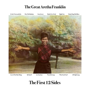 Great Aretha Franklin: The First 12 Sides | Dodax.nl