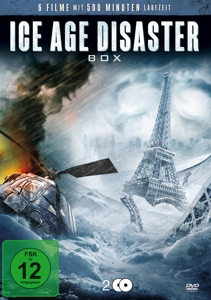 Ice Age Disaster, 2 DVDs | Dodax.nl