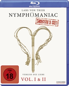 Nymphomaniac Vol.1 & II-Director's Cu (Blu-ray) | Dodax.co.jp