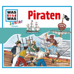 WAS IST WAS Junior Hörspiel-CD: Piraten | Dodax.com