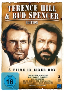 Terence Hill & Bud Spencer Special Edition, 2 DVDs | Dodax.ch