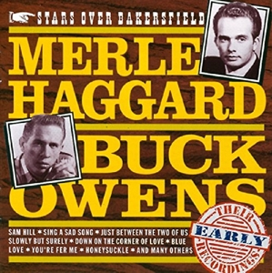 Stars over Bakersfield: Early Recordings   Dodax.co.uk