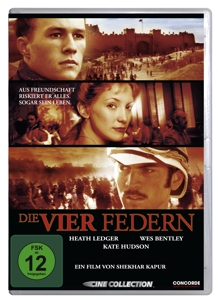Die Vier Federn, 1 DVD. Four Feathers, 1 DVD, dtsch. u. engl. Version | Dodax.ch