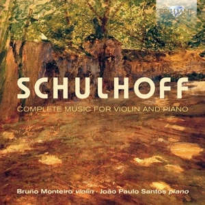 Schulhoff: Complete Music for Violin and Piano | Dodax.ch