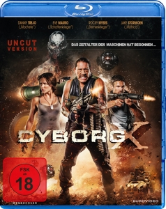Cyborg X (Blu-ray) | Dodax.co.uk