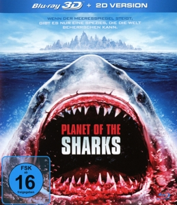 Planet Of The Sharks-Uncut Edition | Dodax.at