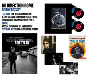 No Direction Home: Bob Dylan, 2 DVDs (10th Anniversary Edition) | Dodax.at