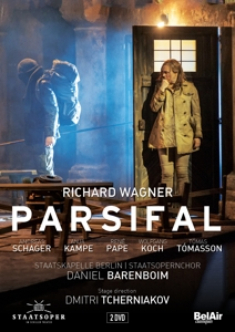 Parsifal, 2 DVDs   Dodax.at