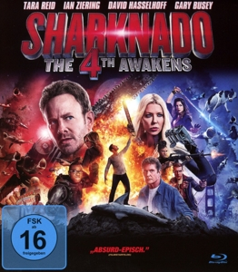 Sharknado - The 4th Awakens | Dodax.es