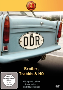 Die DDR - Broiler, Trabbis & H | Dodax.at